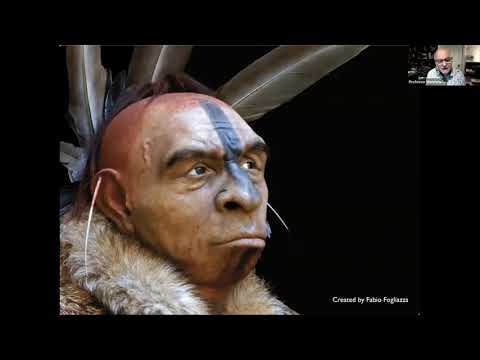 A nice lecture from Matthew on genetics and human evolution