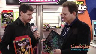 2012 Toy Fair Sneak Peek | V-Tech | Ogosport | Imperial Toys | Crazy Art