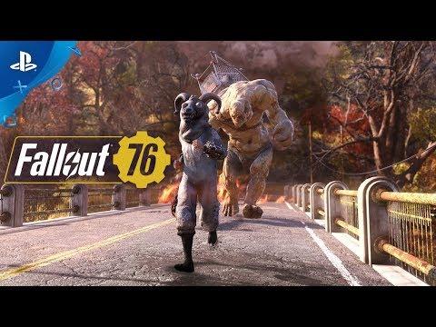 Fallout 76 – Wild Appalachia Trailer | PS4 - Thời lượng: 2 phút, 2 giây.