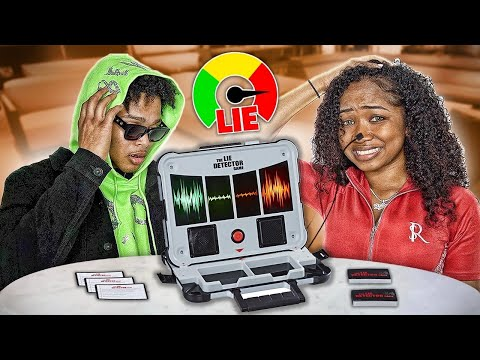 BESTFRIEND LIE DETECTOR TEST (HE WANTS HIS EX BACK!!!)