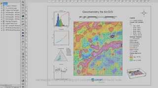 Geosoft Geochemistry for ArcGIS Quick Tour