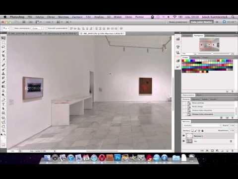 Punkt zbiegu - czyli jak poradzić sobie z perspektywą - poradnik wideo