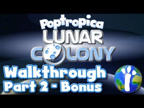 Poptropica Cheats For Lunar Colony Island