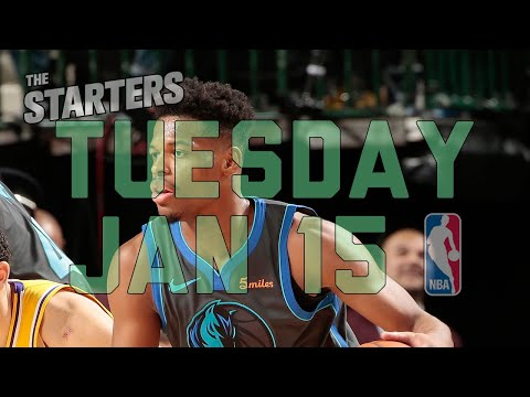 Video: NBA Daily Show: Jan. 15 - The Starters