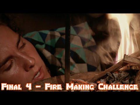 Fire Making Challenge (Part 2 of 2) S32E14 Tribal Council Final 4 (Part 3 of 3), Survivor: Kaôh Rōng