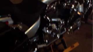 4. 2005 Honda Custom VTX 1800F Spec 2