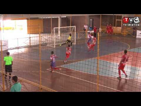 Liga Agreste de Futsal Águia 3x1 VIA ADL