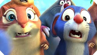 THE NUT JOB 2 Trailer (2017) Animation Movie HD full download video download mp3 download music download