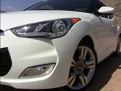 2012 Hyundai Veloster Drive and Review