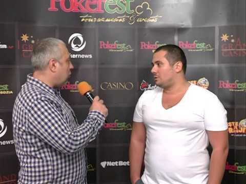Israel Poker Tour 4, masa finala Interviu cu Sorin Drajneanu