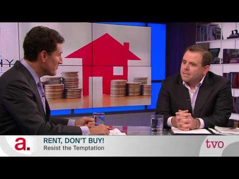 Rent, Don't Buy! Resist The Temptation