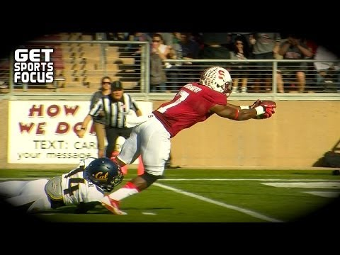 Ty Montgomery ties school record 5 touchdowns video.