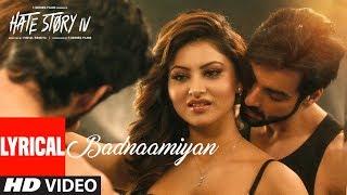 Video Badnaamiyan (Lyrical)   Hate Story IV   Urvashi Rautela   Karan Wahi   Armaan Malik MP3, 3GP, MP4, WEBM, AVI, FLV Juni 2019