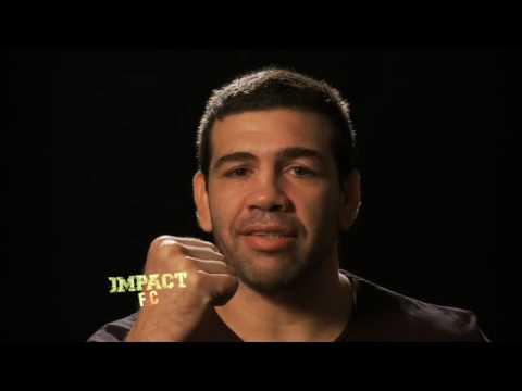 Pedro Rizzo Impact FC Pre Fight Interview
