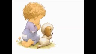 Morning prayer for children, Child`s prayer Bērnu lūgšana Valda Mora