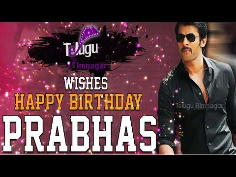 Wishing Young Rebel Star Prabhas a Very Happy Birthday #HappyBirthdayPrabhas