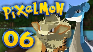 Pixelmon - Episode 6 | The Island Challenge! by Munching Orange