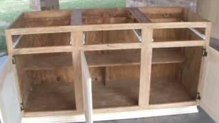 Construccion de gabinete vidinfo for Como armar una cocina integral