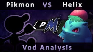 Sabre's Vod Analysis: Helix vs Pikmon