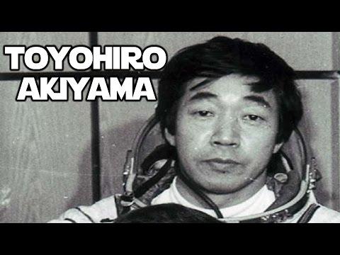 toyohiro akiyama - la bizzarra storia del primo giapponese nello spazio!