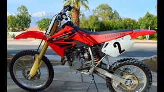 5. 2004 Honda CR85R For Sale www.samscycle.net