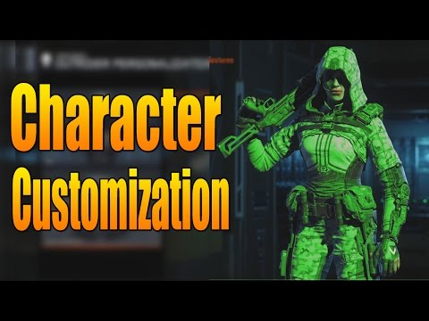 Black Ops 3 Character Customization (Taunts and Gestures / Character Gear) видео