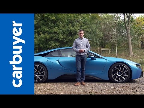 BMW i8 coupe – Carbuyer