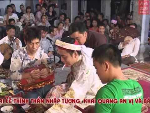 Khánh tán lạc thành bảo sở Hưng Long Linh Từ (Phần 2)