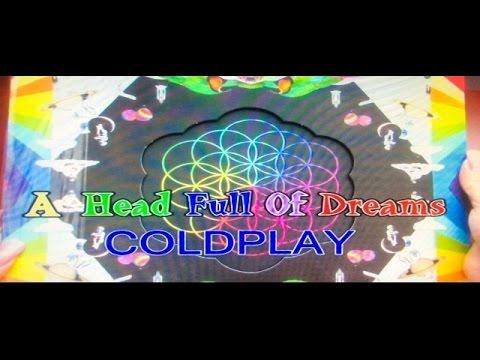 COLDPLAY - A HEAD FULL OF DREAMS - VINYL