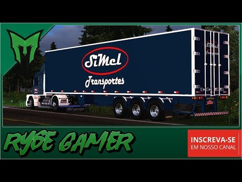 Pack of the Simil Transport Trailer Pack