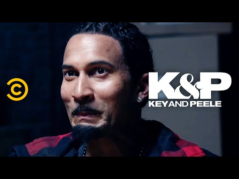 Trying Not to Laugh When Your Friend Is Crying - Key & Peele