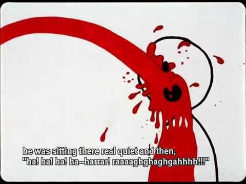 0 Don Hertzfeldt animiert einen The Simpsons Couch Gag und alles ist abgefuckt
