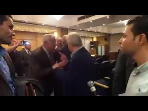 خناقة مرتضى منصور مع نواب اللجنة التشريعية في مناقشة عضوية ابنه