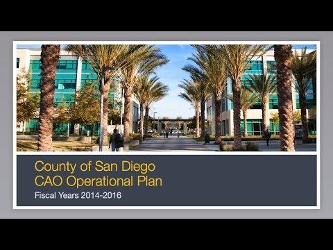 2014 County Operational Plan Presentation