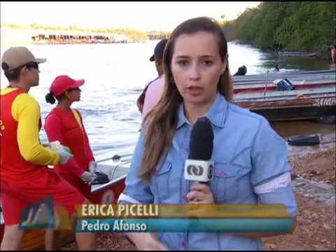 Corpo de jovem que desapareceu em praia de Pedro Afonso é encontrado   G1 Tocantins   JA 1ª Edição