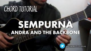 Video Sempurna - Andra and The Backbone (CHORD) MP3, 3GP, MP4, WEBM, AVI, FLV Juli 2018