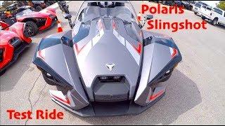 10. 2018 Polaris Slingshot LE Test Ride