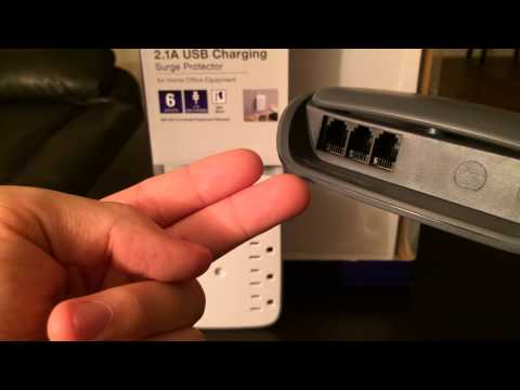 BELKIN SURGE PROTECTOR REVIEW