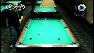 9-Ball / John Balan VS Fach Garcia / Hard TImes 1st Sunday / Nov - 2012