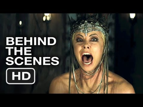 Snow White and the Huntsman (Featurette 'Queen Ravenna')