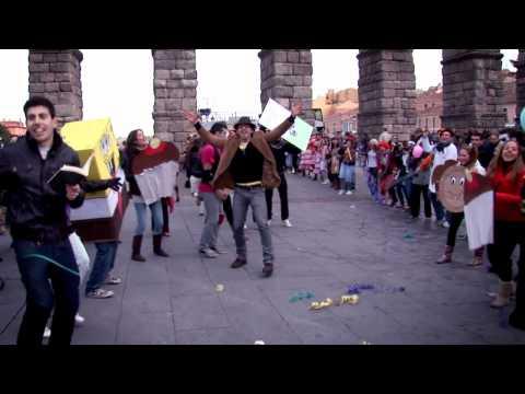 """""""No Es Igual"""" – I Concurso Lip Dub Ciudad De Segovia"""