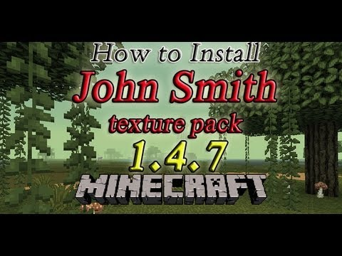 Resource (Texture) Pack for Minecraft 1.7.4 / 1.7.2 / 1.6.4 & 1.5.2
