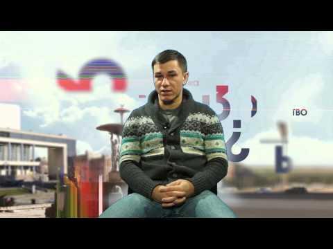 Андрей Кравченко — Руководитель Всероссийского волонтерского спортивного движения