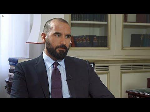 O Δ. Tζανακόπουλος αποκλειστικά στο euronews