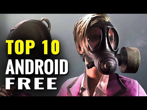 Top 10 Free Android Games of 2018 So Far