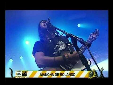 Mancha de Rolando video Vagabundear - CM Vivo 2008