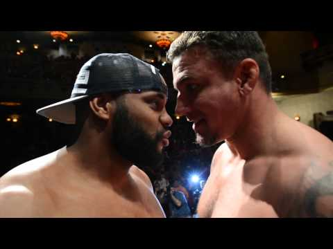 UFC On FOX 7: Mir Vs. Cormier Weigh-in Highlight