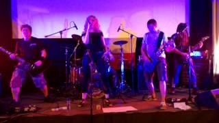 """Video Self-Defence - S tváří laskavou - Live at KLUB 66 """"Radost"""" (10.7"""