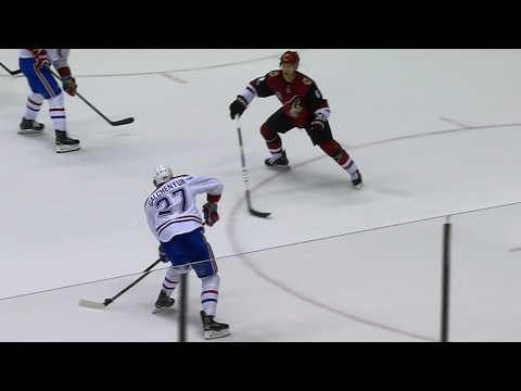 Video: Galchenyuk snipes one past Smith to end thrilling overtime