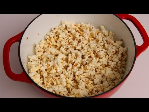 butter and popcorn - To get this complete recipe with instructions and measurements, check out my website: http://www.LauraintheKitchen.com Official Facebook Page: http://www.fac...